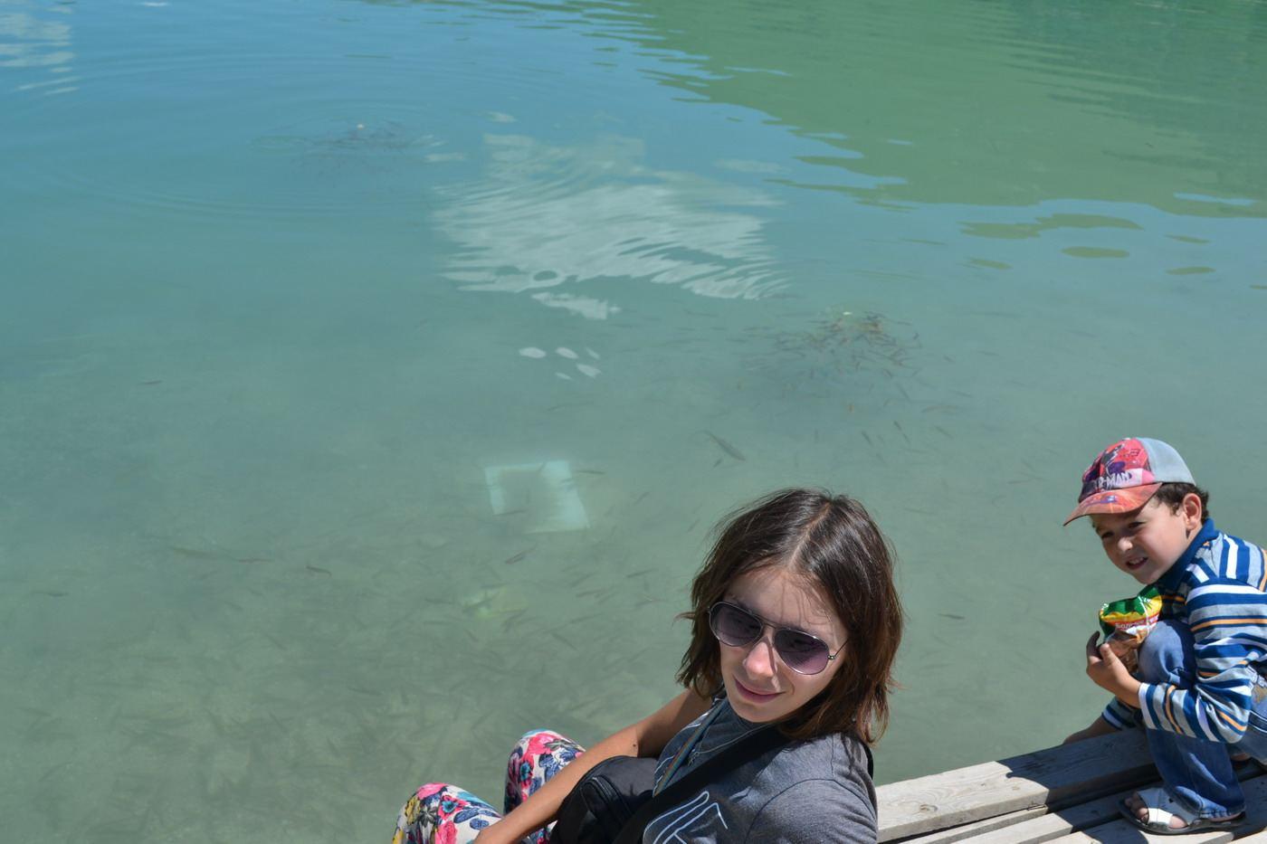 кезеной-ам, озеро, волшебные рыбки косметологи