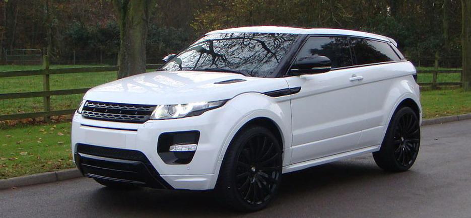 белый land rover, автостоп