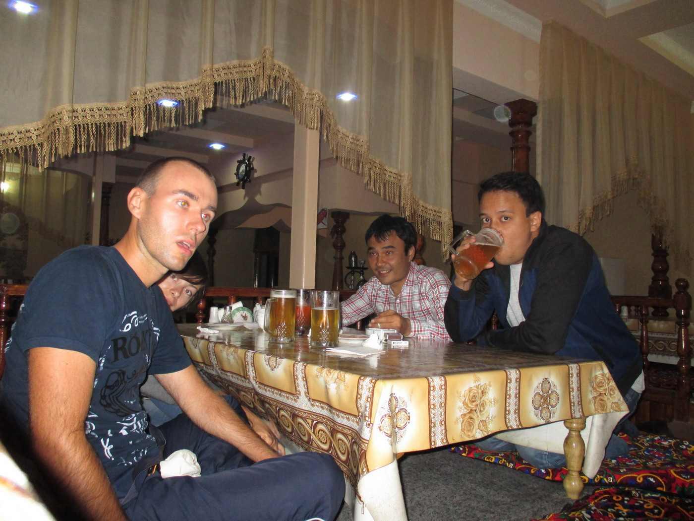 узбекистан - чайхана - насваи - эффект