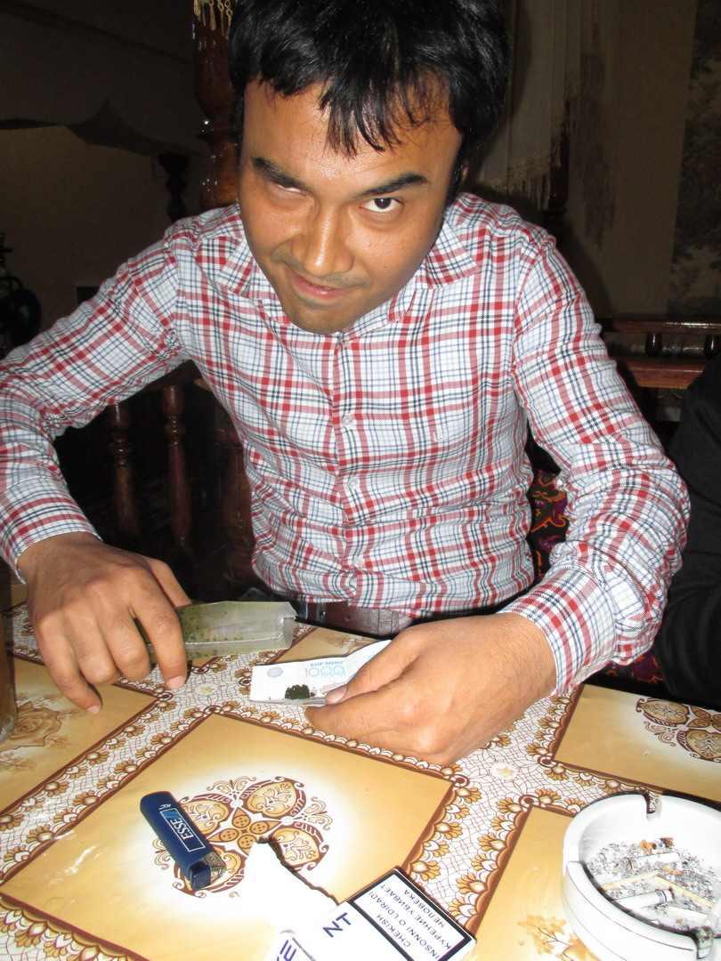 Узбекистан - насваи
