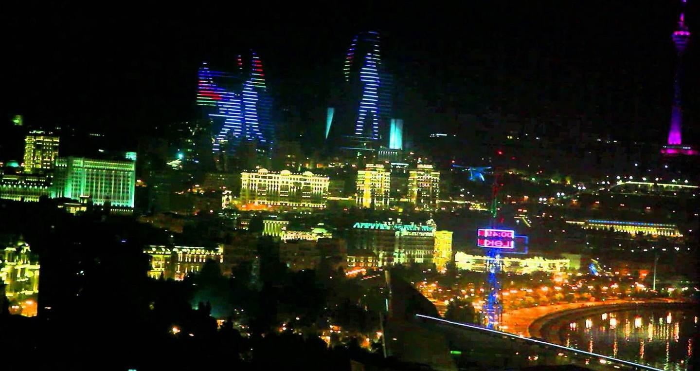 азербайджан, город, баку