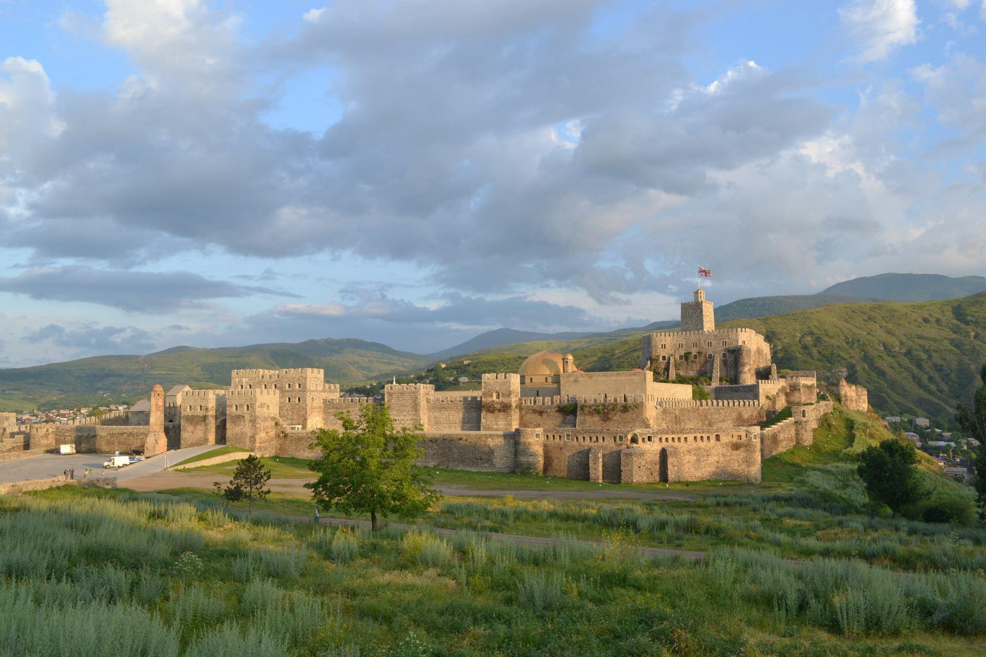крепость рабат, ахальцихе, грузия