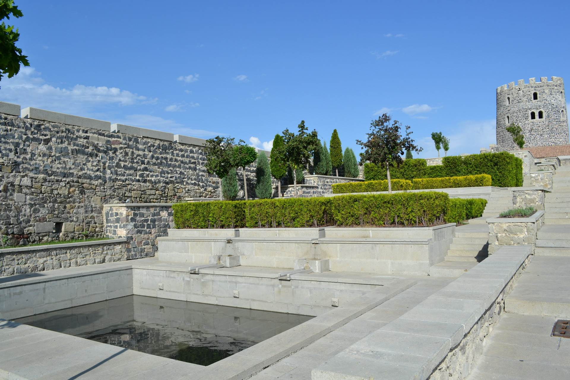 крепость рабат внутри, ахальцихе