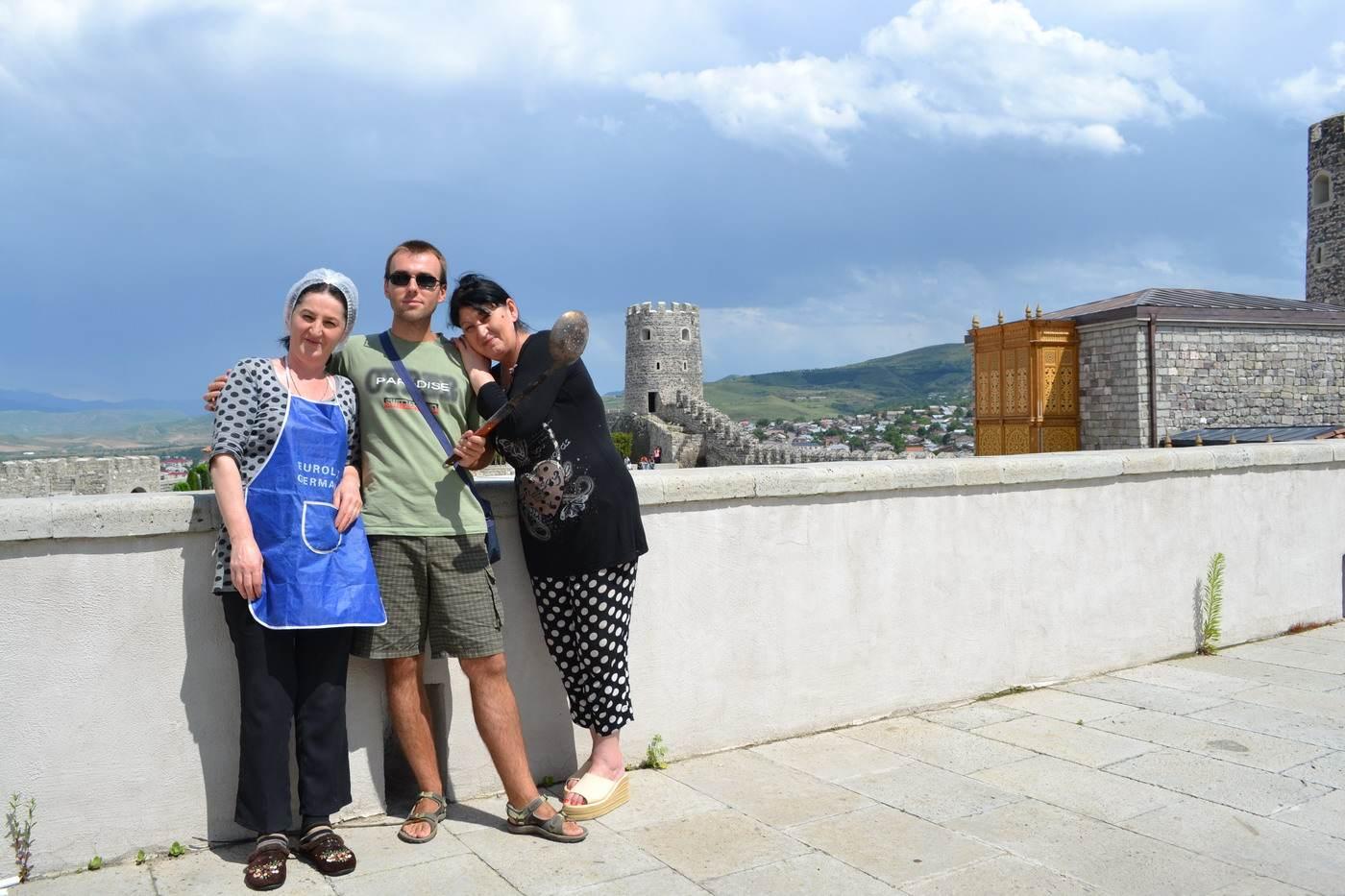 крепость рабат, ахальцихе, ресторан, повара