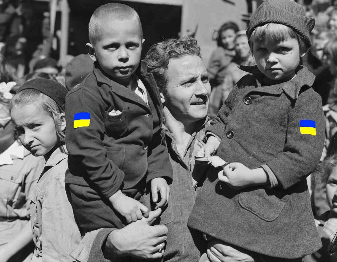 украина продаёт россии детей — сон