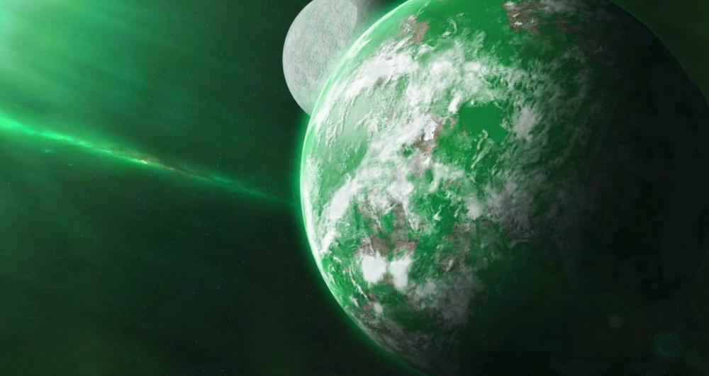 зелёная планета - психоматрица