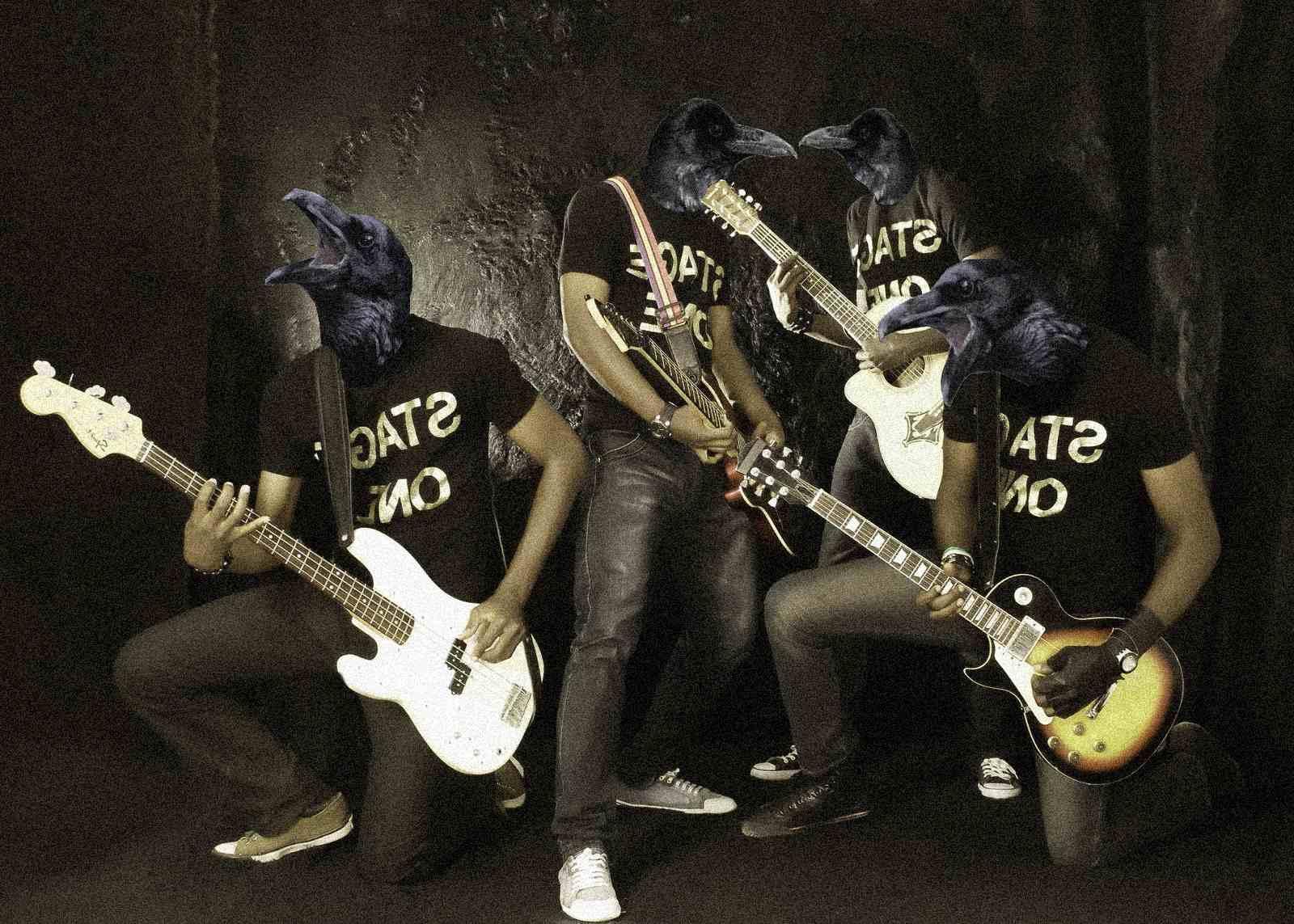 рок группа группа вороны, сон - Слава Украине, вороны, война и пришельцы