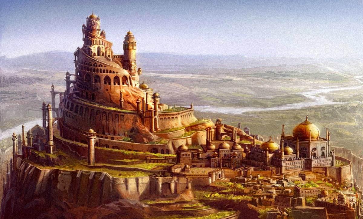 Храм. Другой мир. Удивительный Сон