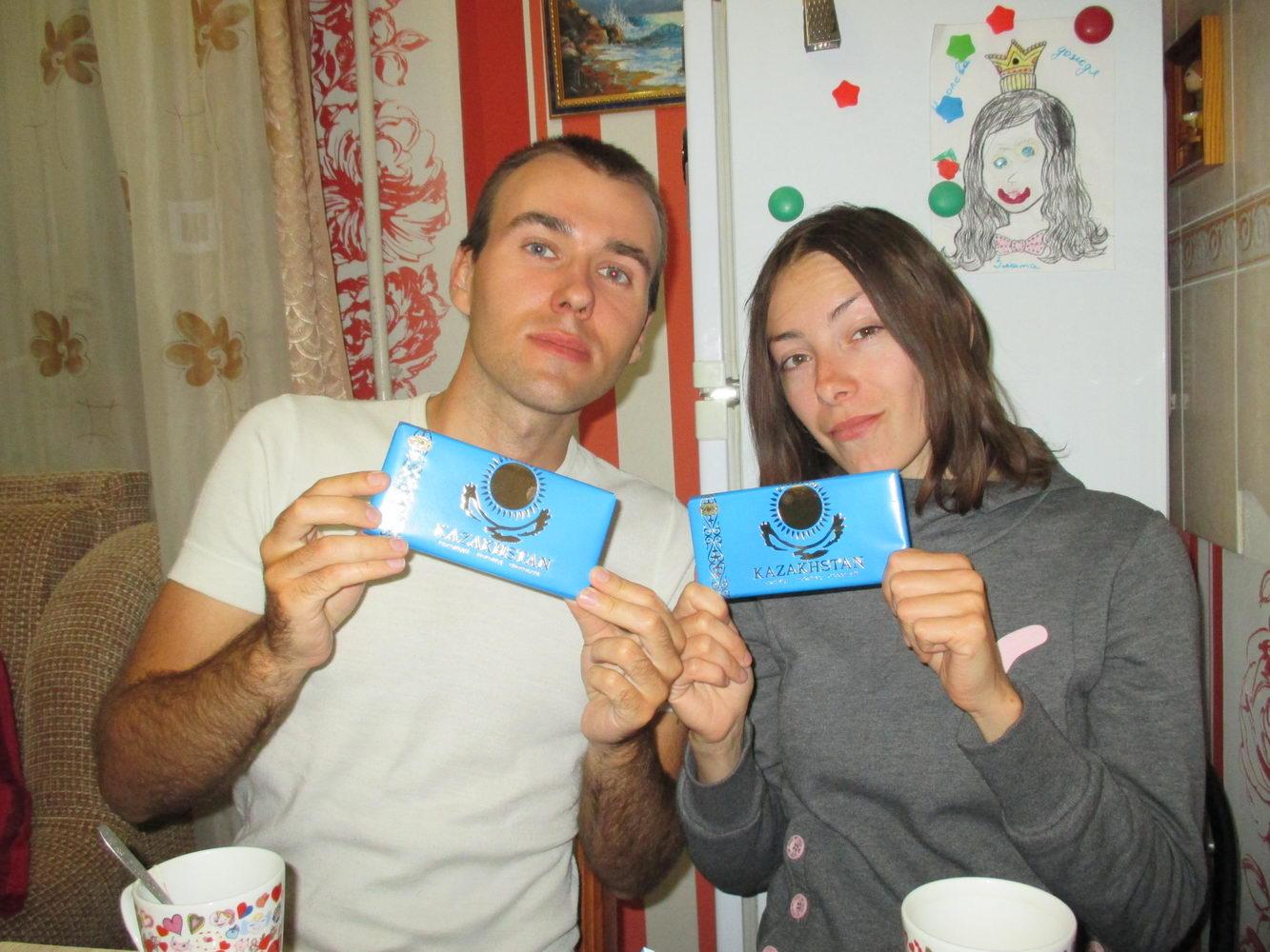 астана. шоколад казахстан