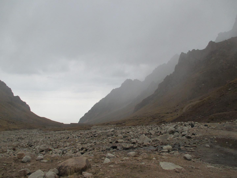 красивая природа. горы алатау. казахстан