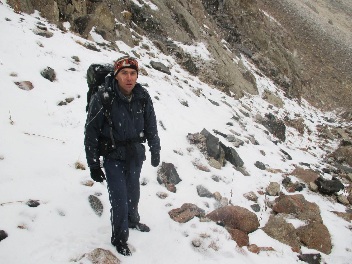 чуть не умерли. опасная тропа. горы алатау. казахстан