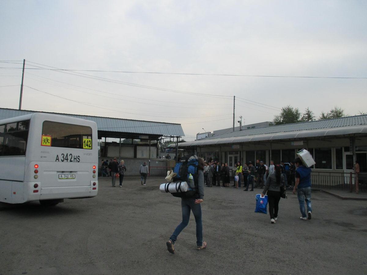вокзал. алматы. казахстан