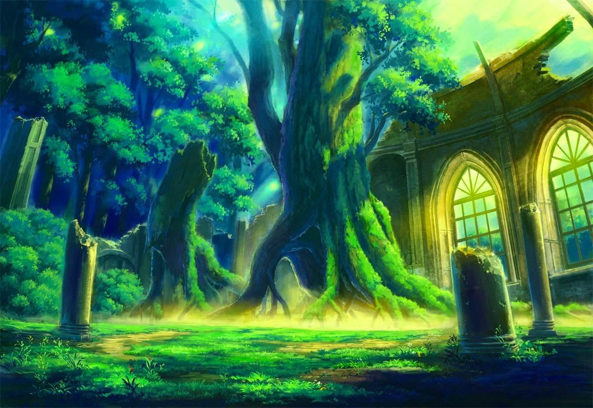 волшебный лес. закоулки снов и путешествие в другие миры