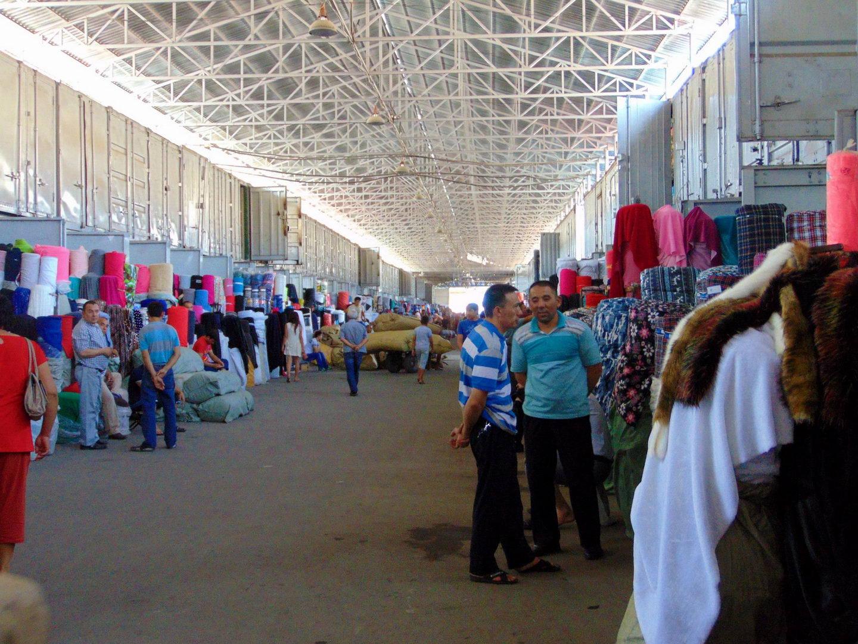 базар. киргизия. бишкек