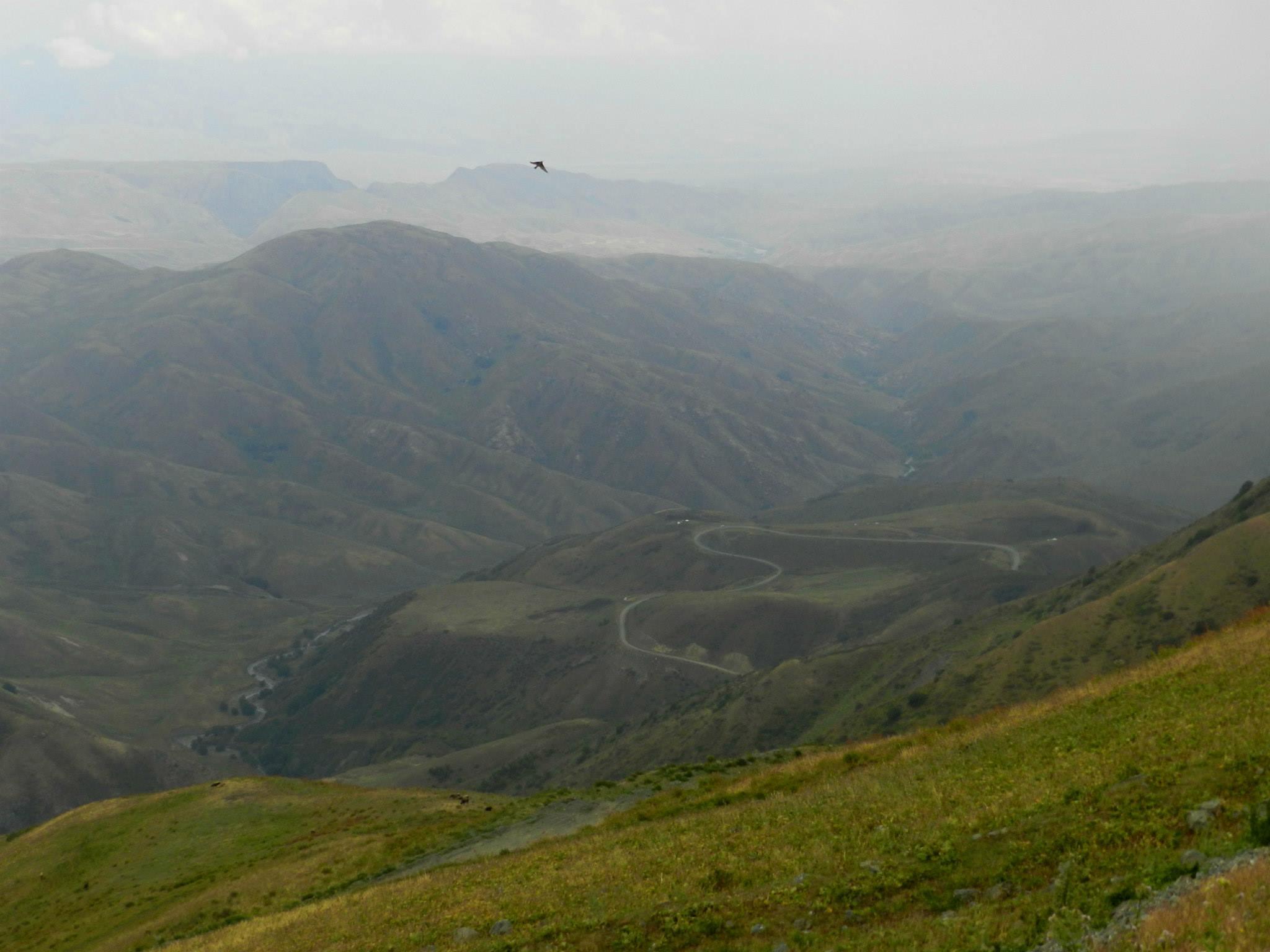 горы, нарын. путешествия кати. киргизия