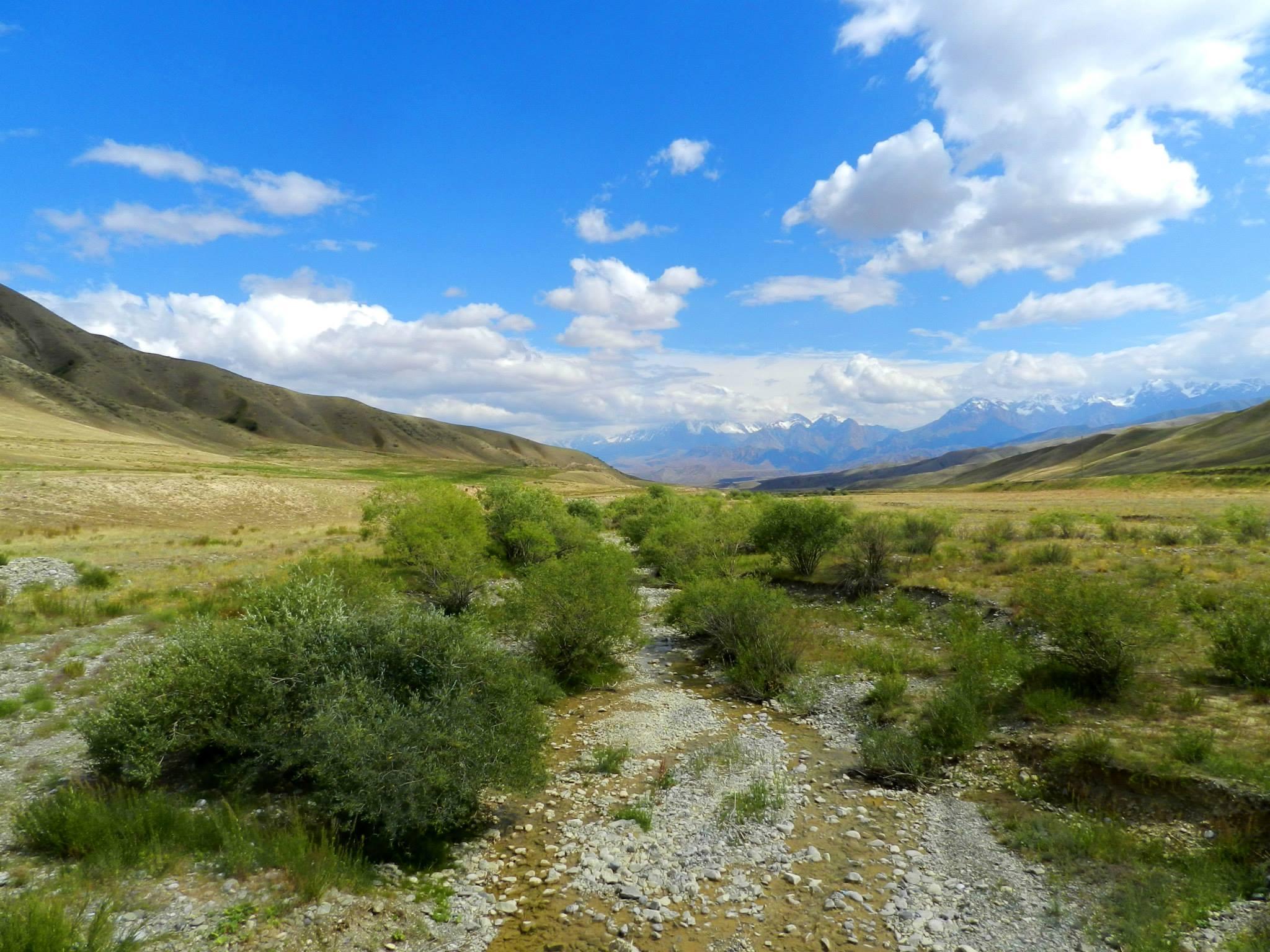 красота, нарын. путешествия кати. киргизия