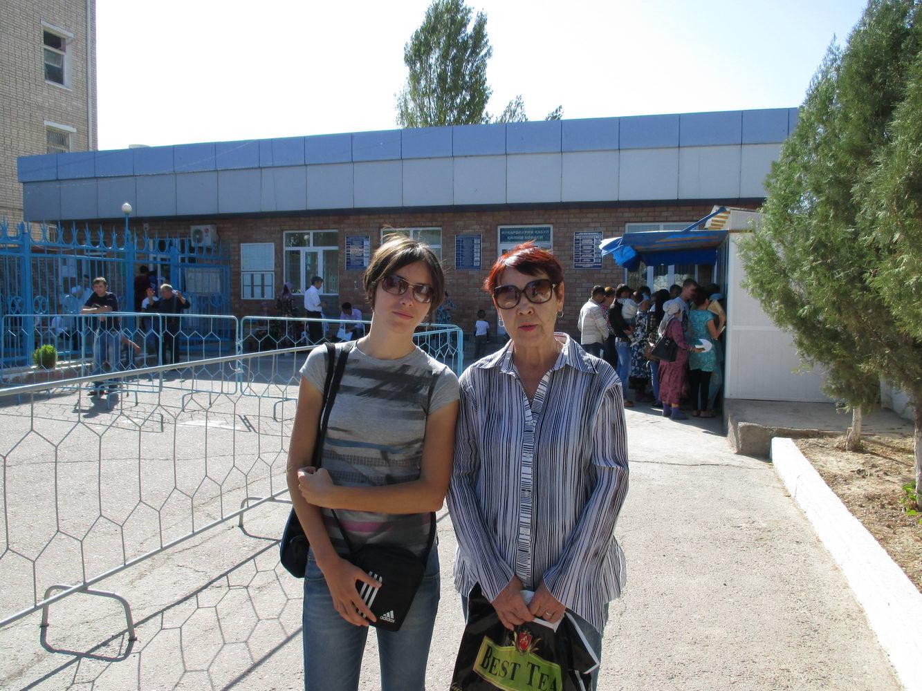 паспортный стол, делаем визу. узбекистан алмалык