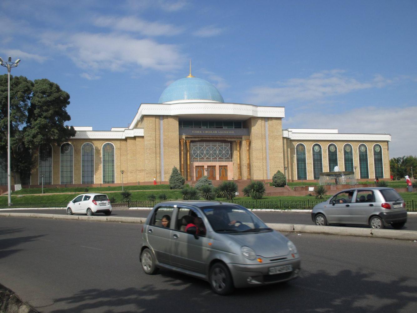 прогулка и достопримечательности города. узбекистан ташкент