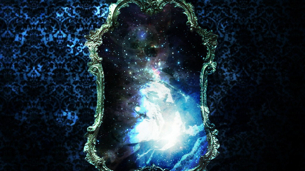 таинственное зеркало мира и вселенной. выход в астрал и внетелесные путешествия. описание личного опыта