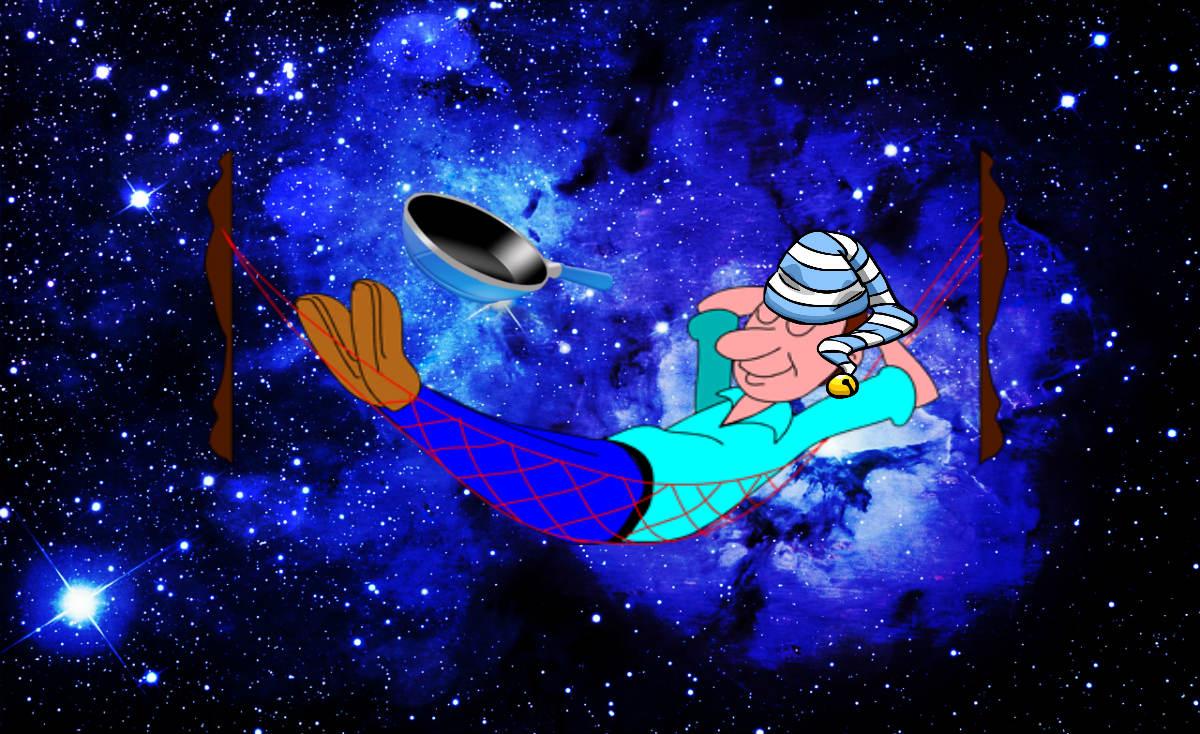 сновидец в космосе. время на жизнь и время на сон. фрактальный конец света