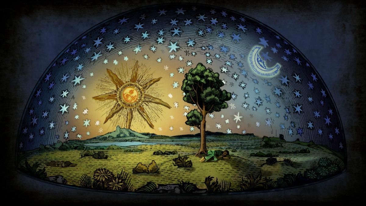 Зримый мир. В чём смысл жизни и смерти. Наука счисления и суть вселенной