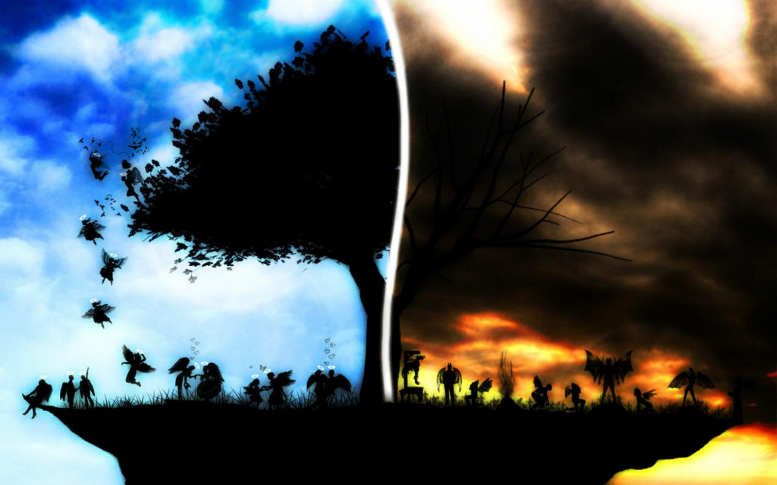 Земля это ад или рай?