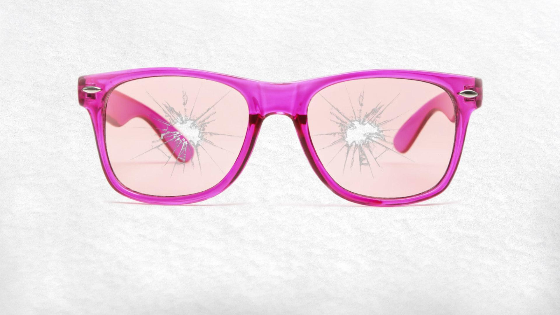 разбитые розовые очки, трещины. кто такой бог. в чём смысл молитвы
