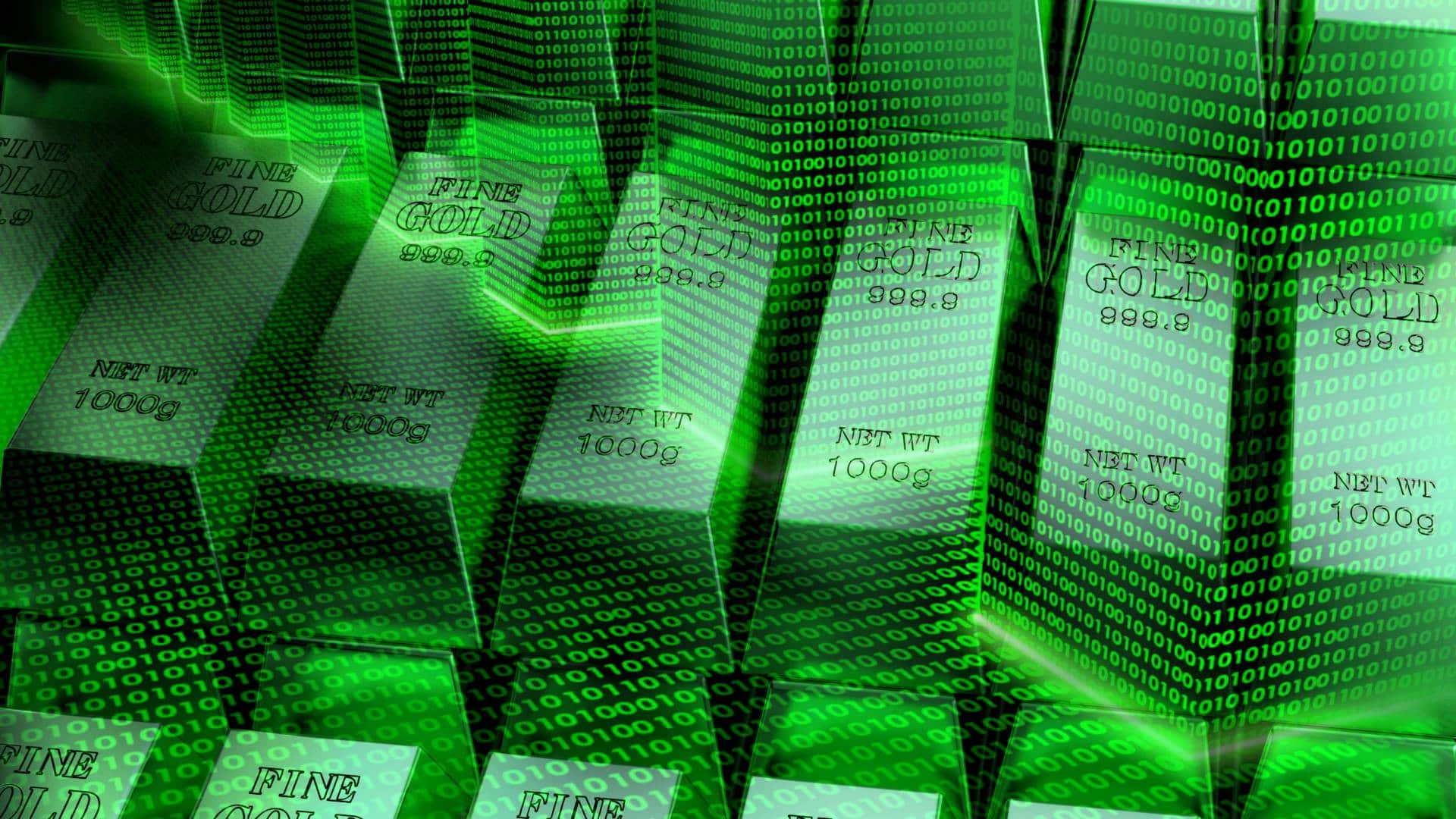 цифровое золото. эволюция денег и третья мировая война