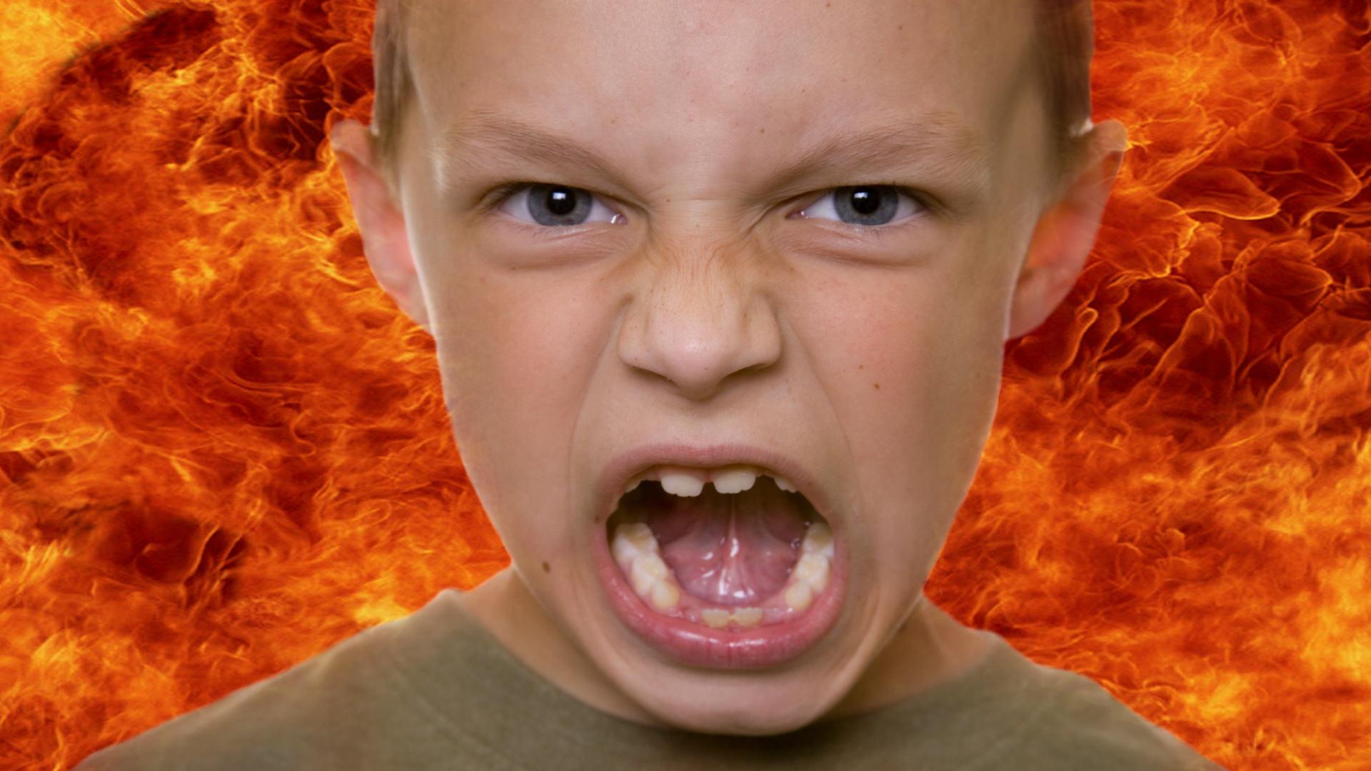 жестокие дети и их отвратительные родители
