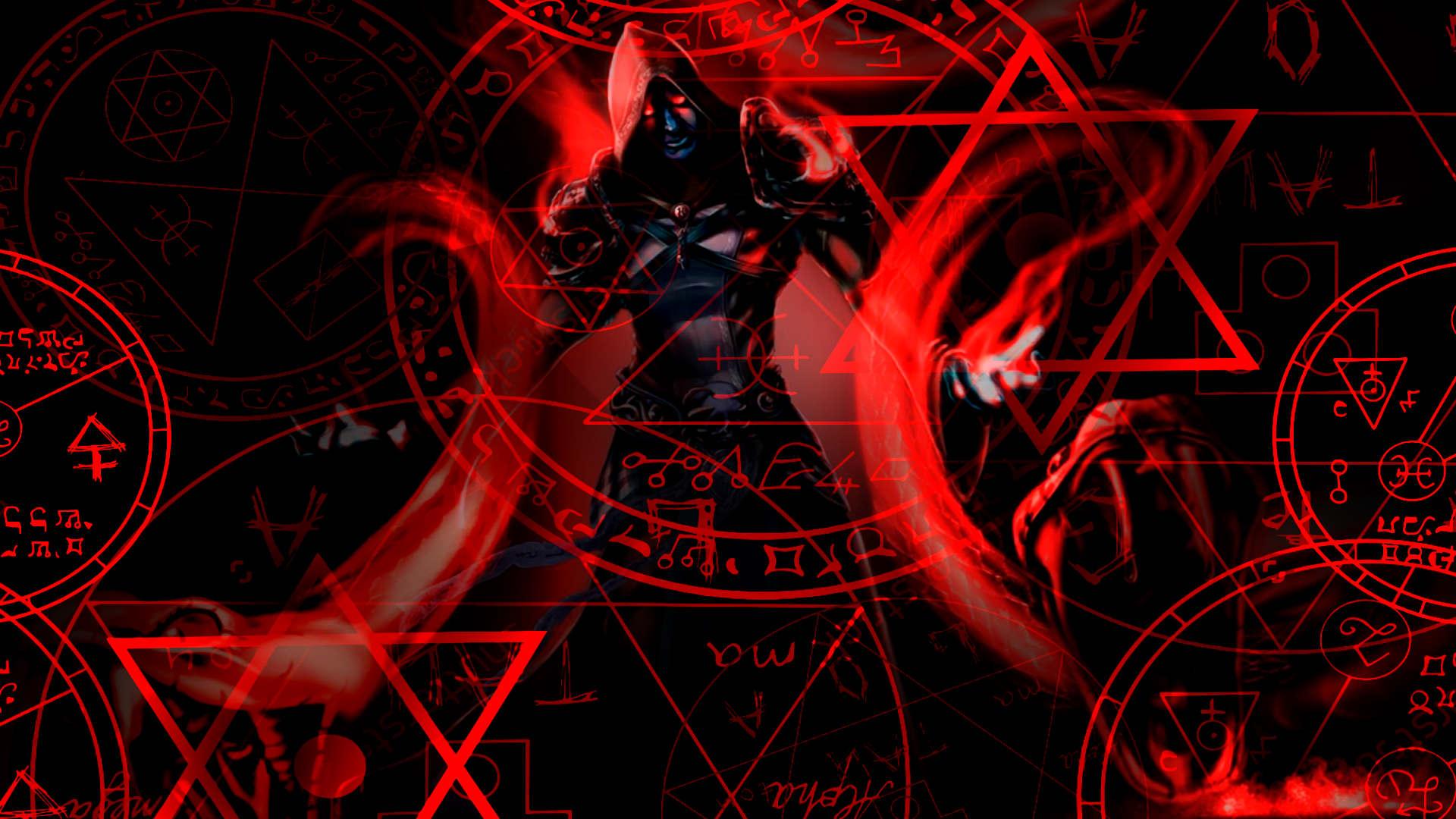 оккультные символы. как отразить нападение тёмного мага?