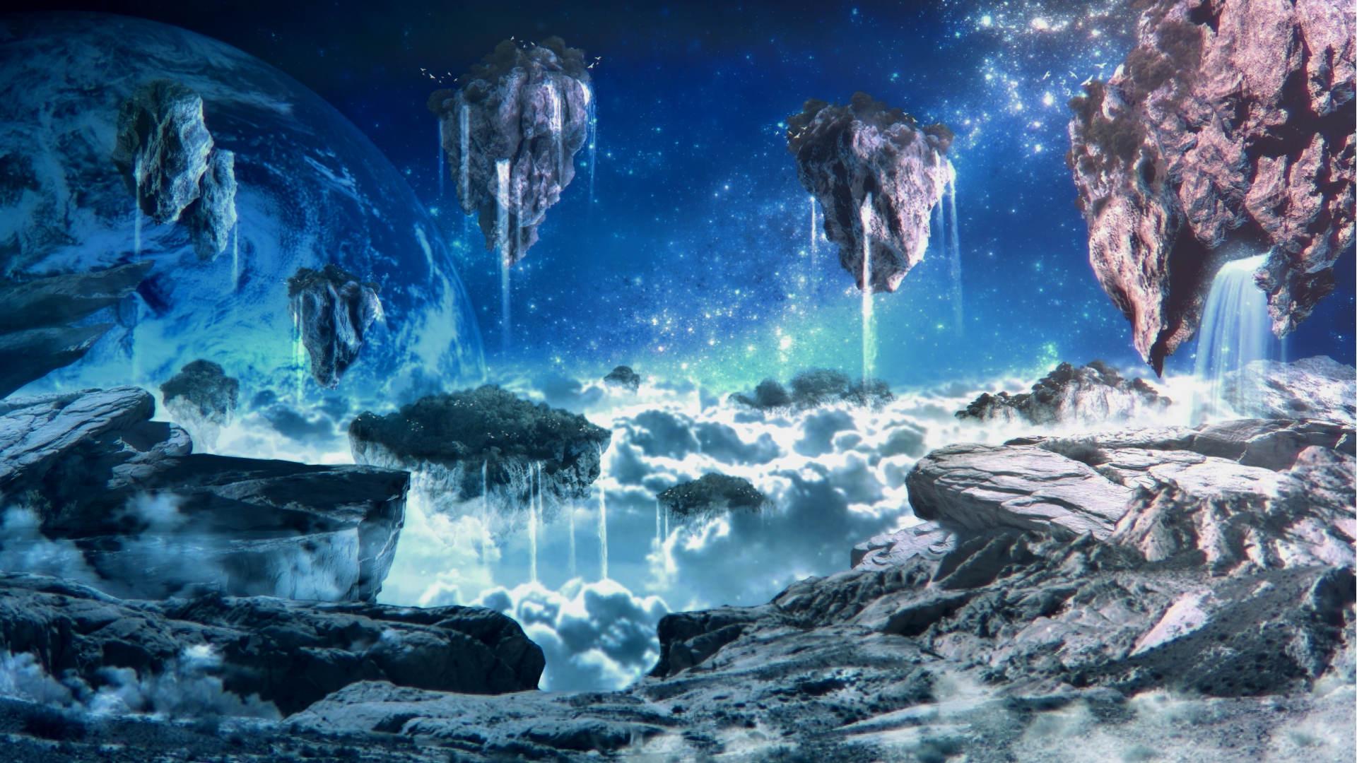 космические острова. вселенский гранд отель. астральное путешествие