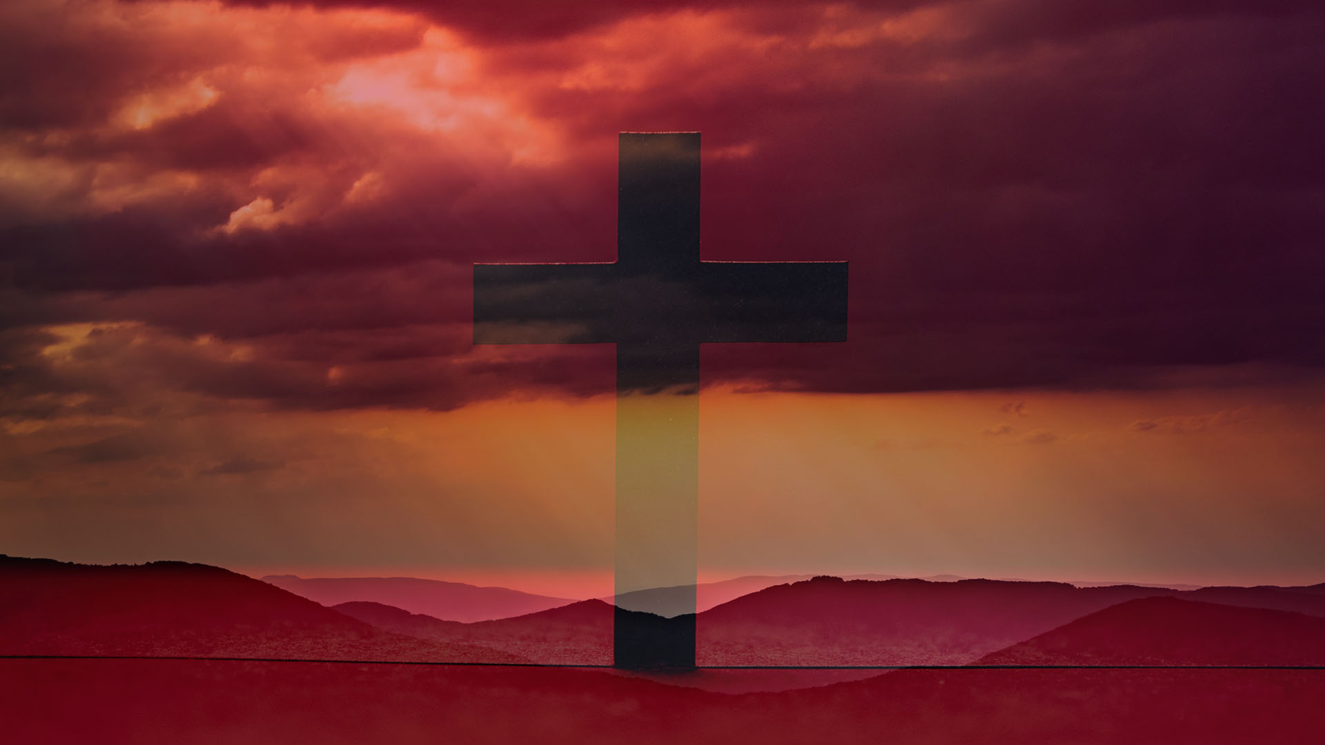 крест. религия и слепая вера