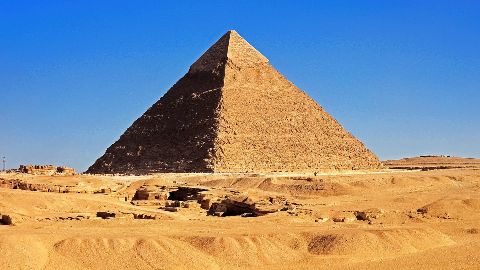 египетская пирамида. кто создал бога?