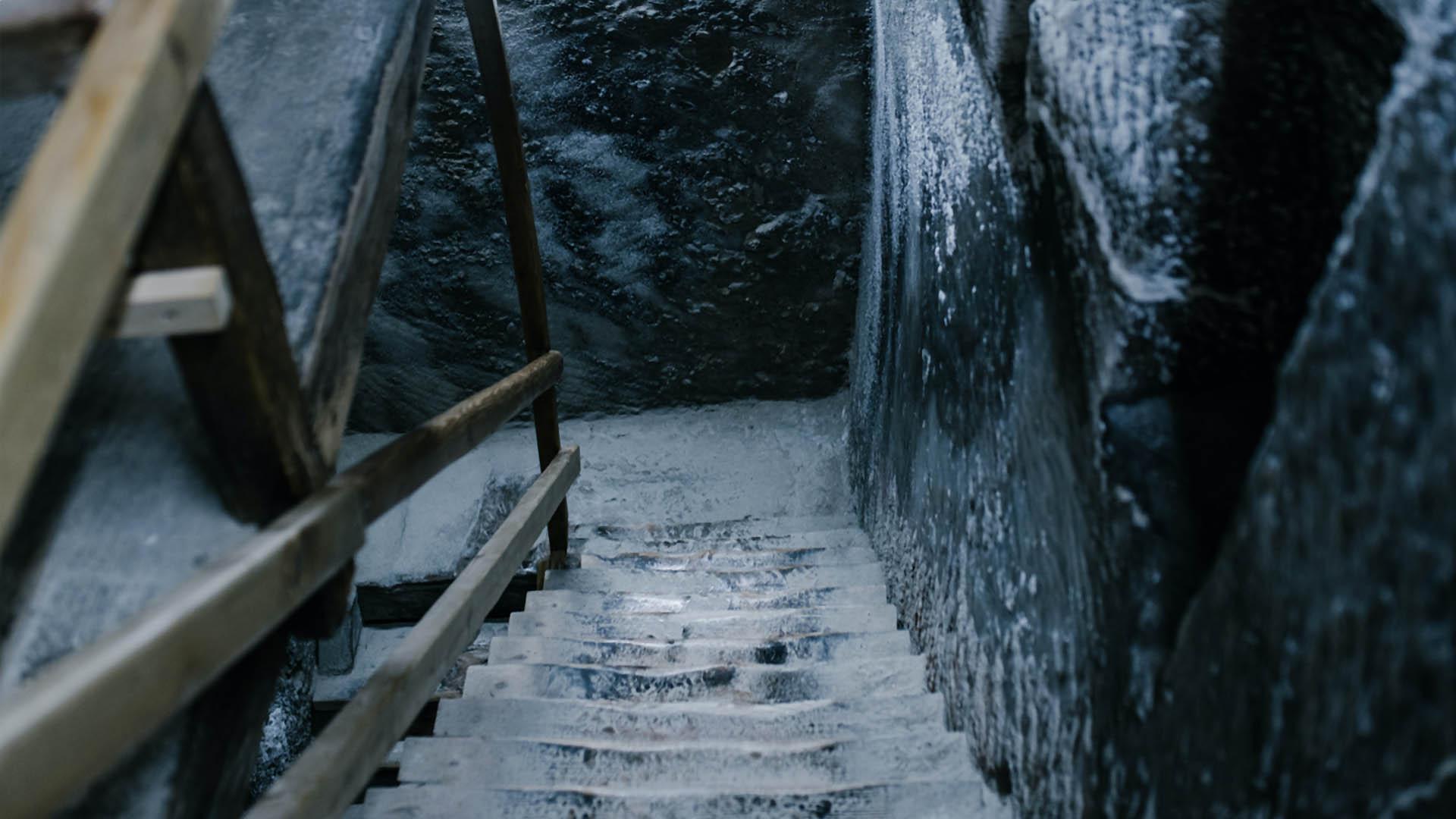 лестницы в лабиринте