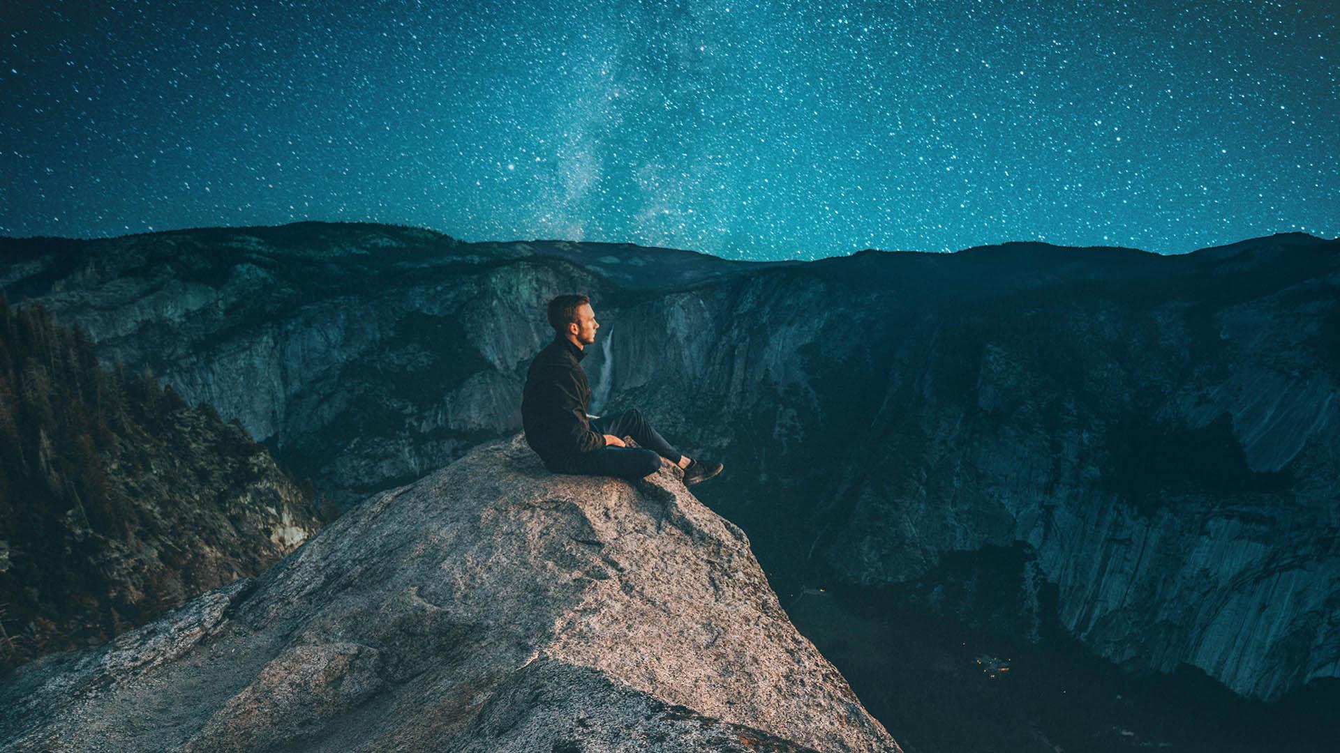 размышления в уединении. бесконечная медитация